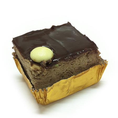 MINI MOUSSE DE CHOCOLATE
